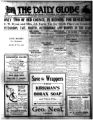 The Daily Globe, 1925-12-09, vol. 01, no. 168