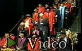 Convocation, 1997, Fall: 24 October, afternoon session