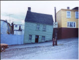 "1.01.007: St. John's crooked house ""Place where back of Red Island LP Jacket was taken"":..."