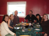 Peggy Newhook, Linda Keefe, Vince Walsh, Don Walsh, June Tom and Nadine Hollett