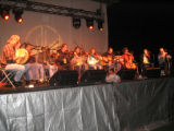 Tickle Harbour on Stage: Paddy Mackey, Rob Murphy, Gerry Strong, Seamus Creagh, Des Walsh, Rick...