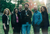Tickle Harbour photo shoot: Angela Pickett, Vonnie Barron, Gerry Strong, Don Walsh, Fergus...