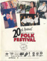 6.01.001-E: Newfoundland and Labrador Folk Festival, 1996