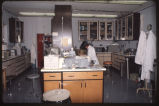 20 Dr. Steve Peterson's laboratory in T-7