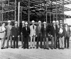 096 The 100th. meeting of the Planning and Development Committee took place at the site office,...