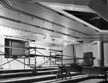 171 Small tiered lecture theatre A looking toward projection booth