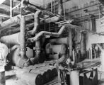 182 Centrifugal chillers which work in conjunction with the cooling towers to provide the...