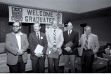 008 L-R:  Dr. Howard Strong, Dr. Ted Callanan, Dr. Richard Mead, Dr. Jim Hanley, Dr. John Hoenig