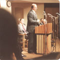 09 - Speaker - The Honourable Frank Duff Moores (Premier of Newfoundland)