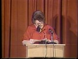 Pratt Lecture '83: Wyndham    Lewis - Space, Greatness and The Mac