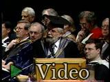 Spring Convocation 2001