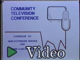 Community Television Conferenece
