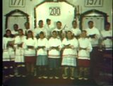 Nain Choir In Church