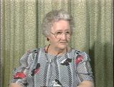 Mrs. Mary O'Keefe interview. Tape 02