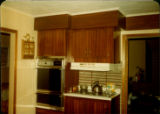 View of kitchen of a home in Stephenville with cupboards and appliances