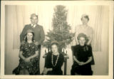 373. Unidentified People at Christmas party