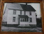 Photograph of Lloyd Smith's Family home (c.1920s), Heart's Content.