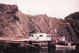 Gray, Wendell. Original Gray stage in Quidi Vidi.