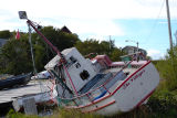 Boat for sale in Quidi Vidi.