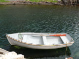Soper, Edward. Boat in Quidi Vidi Harbour.