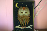 Owl string art.