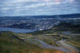 View of St. John's from Signal Hill.