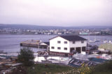 Boats on wharf in Carbonear. 2