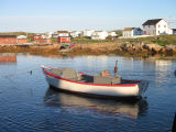 Shorefast Foundation skiff, Joe Batt's Arm