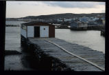 Fishing stage on Brown's Point, Joe Batt's Arm