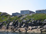 Buildings, Little Fogo Island