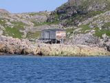 Fishing store, Little Fogo Island
