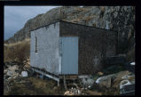 Bill Godwin's fishing store, Barr'd Islands