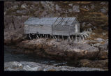 Large stage, second view, Deans Harbour, Little Fogo Island