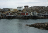 Left side of Wadham's Harbour, Little Fogo Island