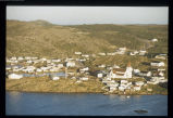 Vew of the town of Fogo from Brimstone Head, Town of Fogo