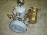 Dick Alcock Acadia Engine Restoration, complete, Roscoe USA