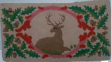 Heritage Hooked Rug Registry no. 045 - Rug Hooking Guild of Newfoundland and Labrador