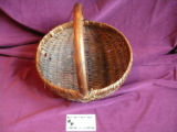 Woven berry basket, Conception Bay