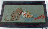 Heritage Hooked Rug Registry no. 095 - Rug Hooking Guild of Newfoundland and Labrador