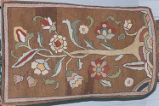 Heritage Hooked Rug Registry no. 186 - Rug Hooking Guild of Newfoundland and Labrador