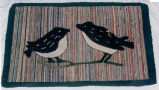 Heritage Hooked Rug Registry no. 090 - Rug Hooking Guild of Newfoundland and Labrador