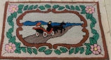 Heritage Hooked Rug Registry no. 085 - Rug Hooking Guild of Newfoundland and Labrador