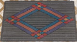 Heritage Hooked Rug Registry no. 150 - Rug Hooking Guild of Newfoundland and Labrador
