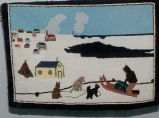 Heritage Hooked Rug Registry no. 057 - Rug Hooking Guild of Newfoundland and Labrador