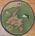 Heritage Hooked Rug Registry no. 332 - Rug Hooking Guild of Newfoundland and Labrador