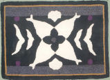 Heritage Hooked Rug Registry no. 302 - Rug Hooking Guild of Newfoundland and Labrador