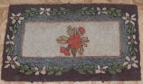 Heritage Hooked Rug Registry no. 318 - Rug Hooking Guild of Newfoundland and Labrador