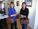 Oke and Price mill lunch baskets, Coner Brook
