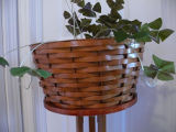 Planter made by Angus Gunn, Grand Falls-Windsor