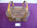 Thorne mill lunch basket, Grand Falls Windsor